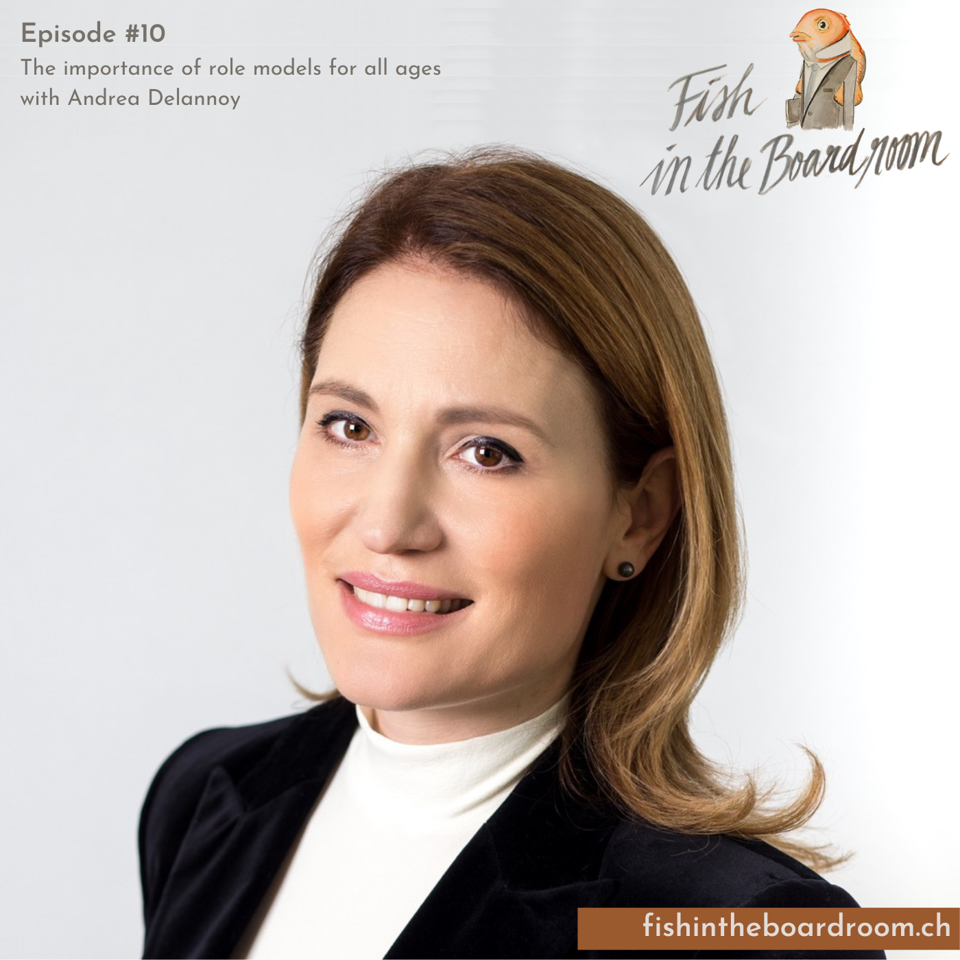Fish in the Boardroom Episode 9 Annabella Bassler Equal Voice
